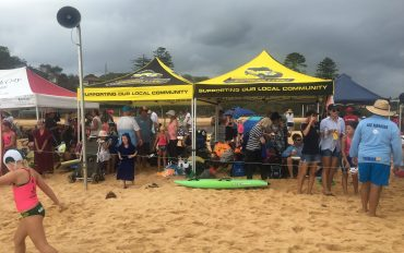 Express Lube proudly supports Surf Lifesaving