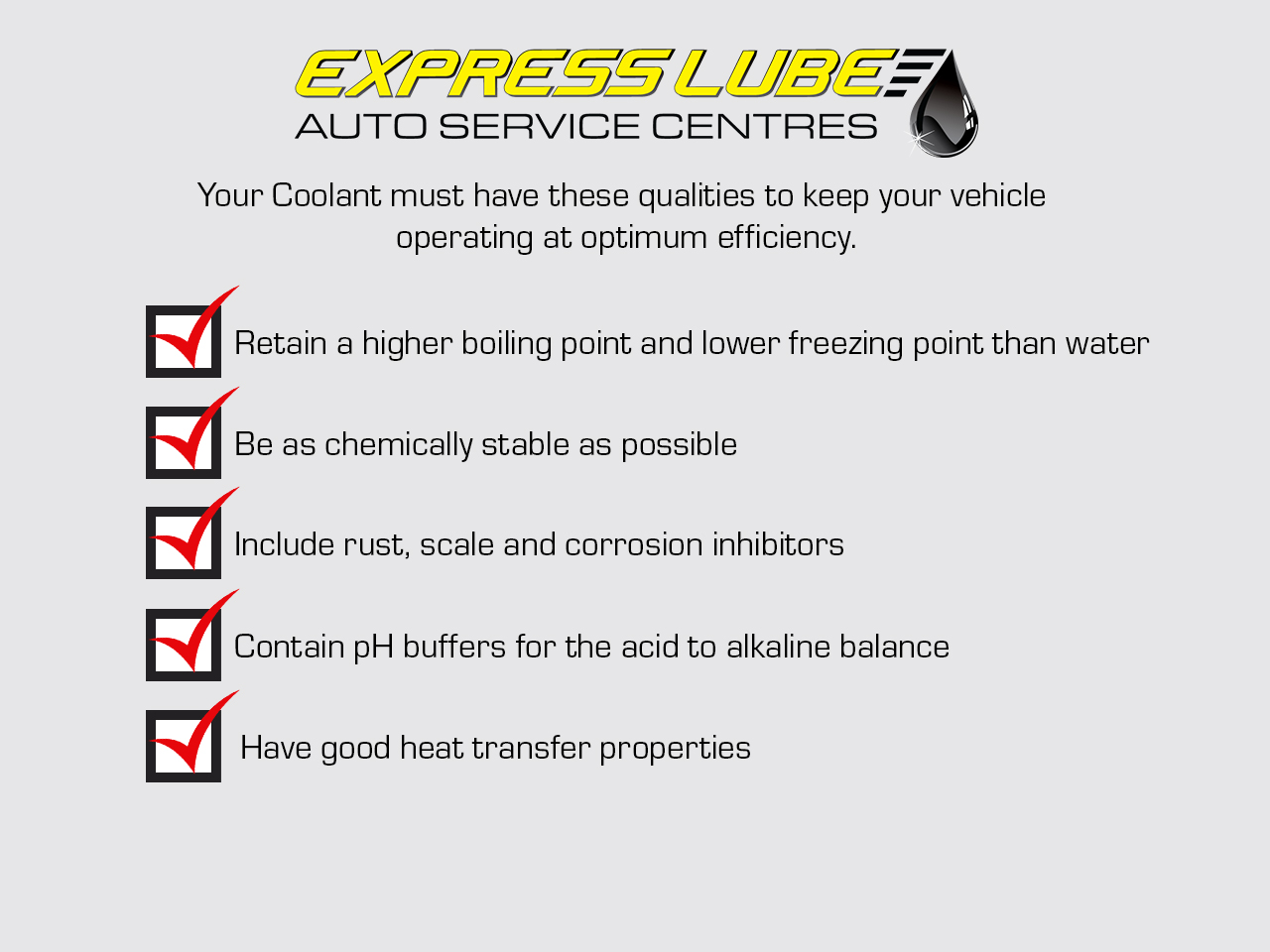 Coolant for your car