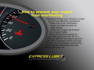 How to prevent your engine from overheating
