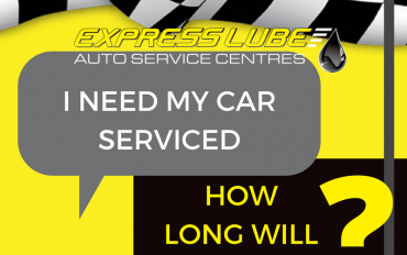 I Need My Car Serviced, How Long Will It Take?