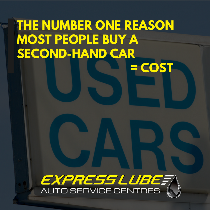 The number one reason for buying a pre-loved, pre-owned or second-hand car will be the cost.