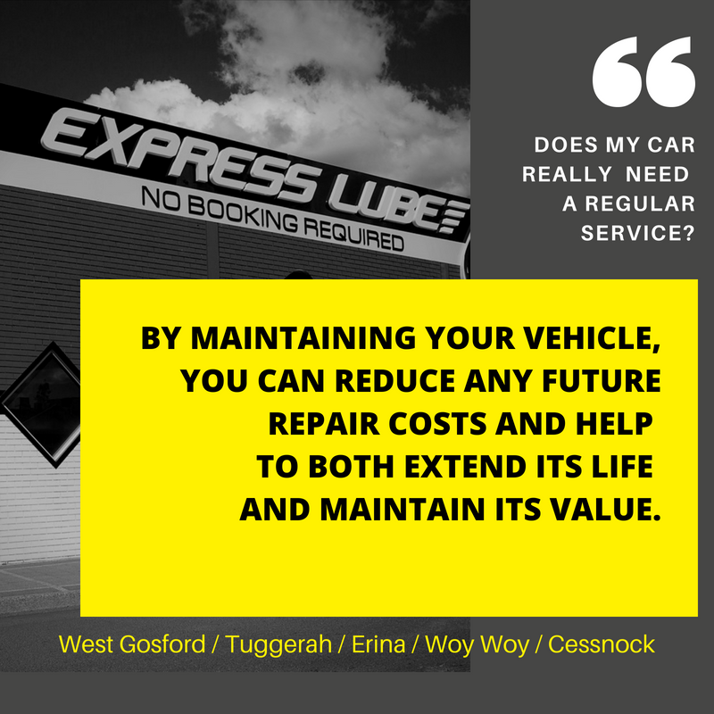 By maintaining your vehicle, you can reduce any future repair costs and help to both extend its life and maintain its value.