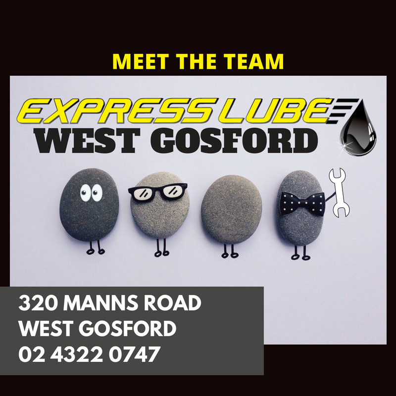 Meet the team at West Gosford Express Lube