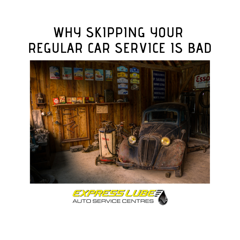 Why skipping your regular car service is bad