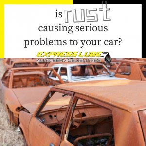 Is rust causing serious problems to your car?