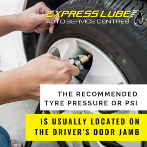 This number is usually located on the door jamb on the driver's door