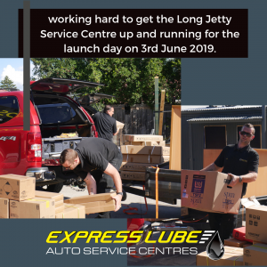 Long Jetty Express Lube