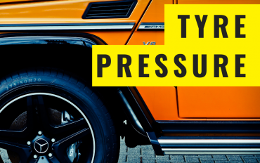 When's the last time you checked your tyre pressure?