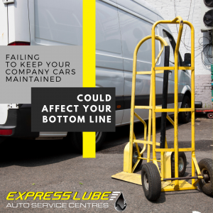 Keep your company cars maintained or it could cost your bottom line.