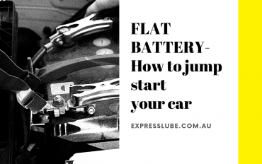 Flat battery – How to jump start your car