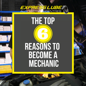 The Top 6 reasons to become a Mechanic
