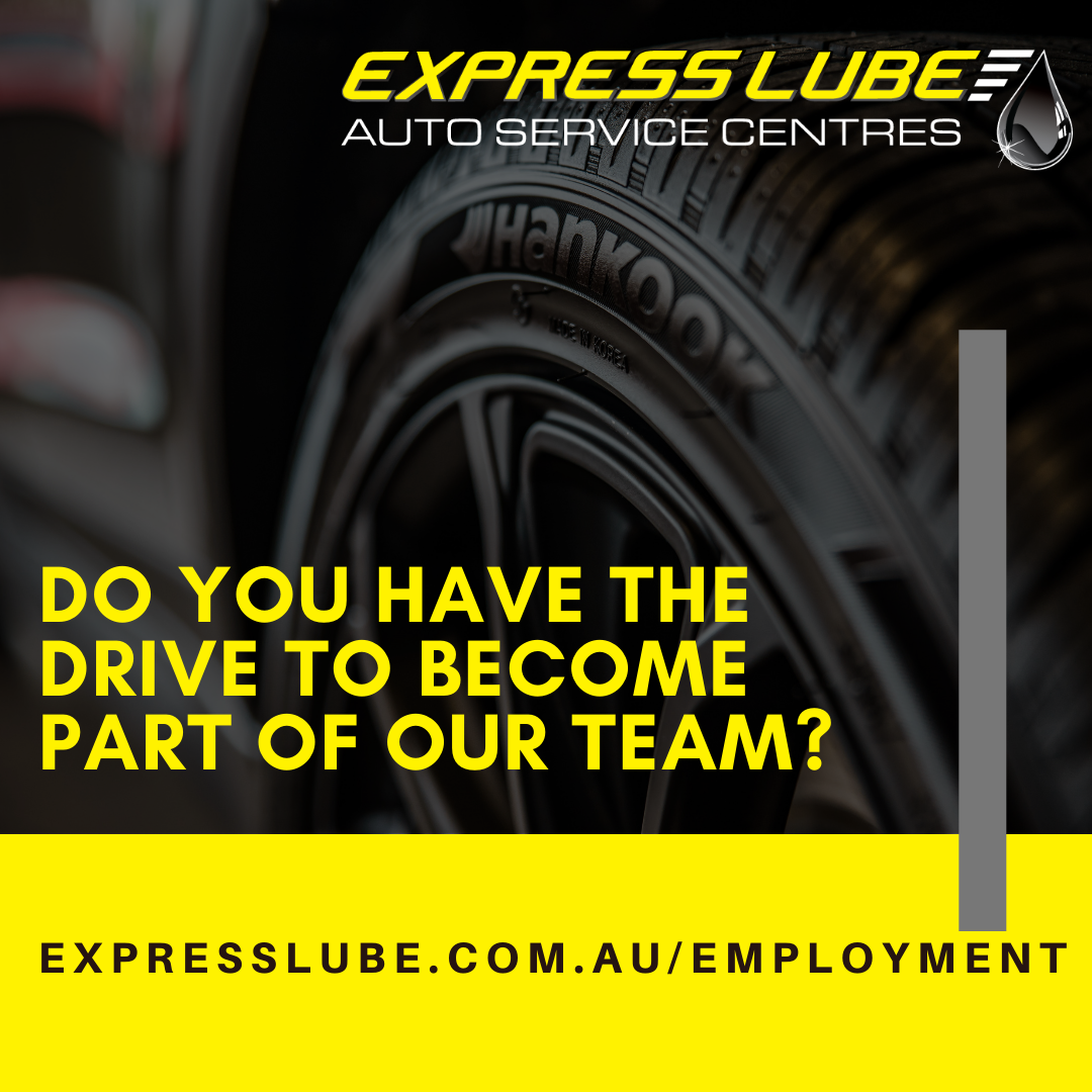 We are Hiring. Do you have the drive to become part of our team?
