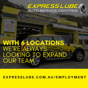 6 locations - we're always looking to expand