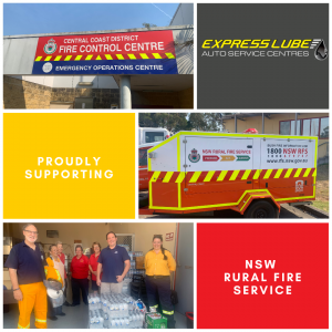 Supporting the NSW Rural Fire Service