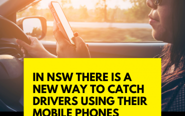 A new way to catch drivers using their mobile phones
