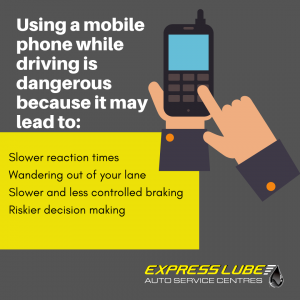 Mobile phones and the problems they cause while driving