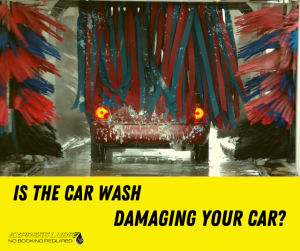 The local car wash could be damaging your car - here is why.