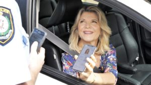 Digital drivers licences are available in NSW, SA and QLD.