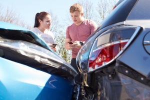 What to do when you have a car accident - Australia - step 2 exchange details