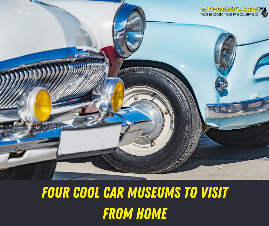 car museums you can visit from home - car museum virtual tour