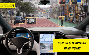 How do self driving cars work blog