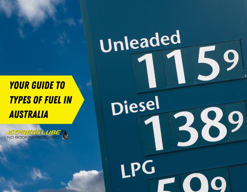 what is e10 fuel - fuel types in australia
