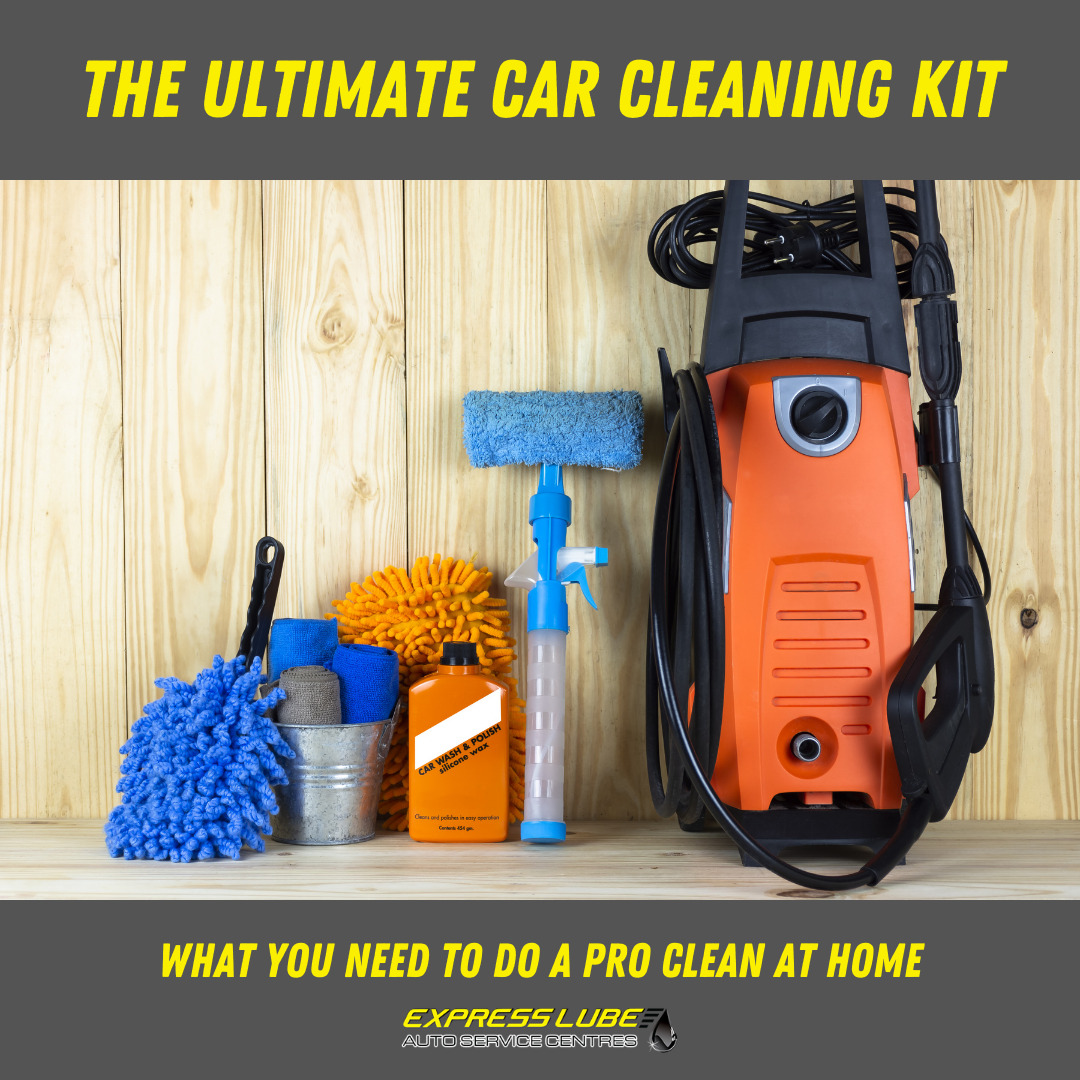 what to put in your car cleaning kit
