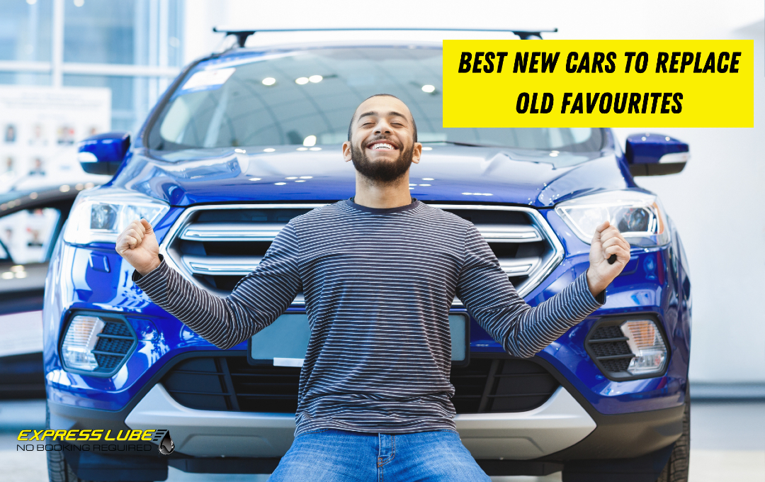Best new cars to replace old models Australia - Express Lube